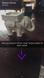 Snapchat Stories & Instagram Stories